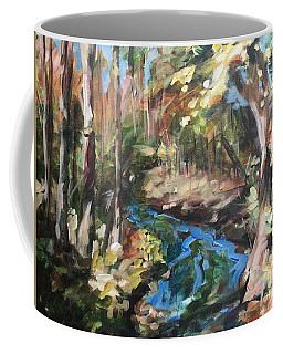Parlee's Farm Fall Creek Coffee Mug
