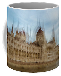 Coffee Mug featuring the photograph Parliamentary Procedure by Alex Lapidus