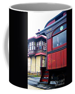 Parlor Car Coffee Mug by Paul W Faust - Impressions of Light