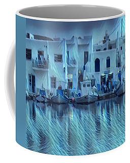 Paros Island Beauty Greece Coffee Mug