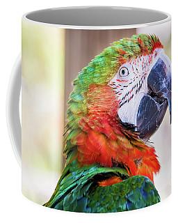 Parrot Coffee Mug by Stephanie Hayes