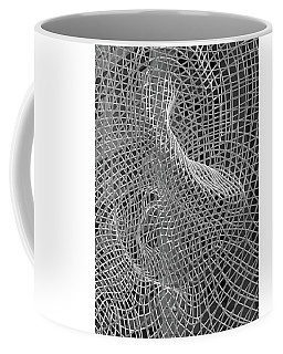 Part Of Sculpture Coffee Mug