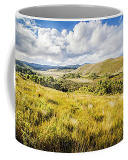Parting Creek Regional Reserve Tasmania Coffee Mug
