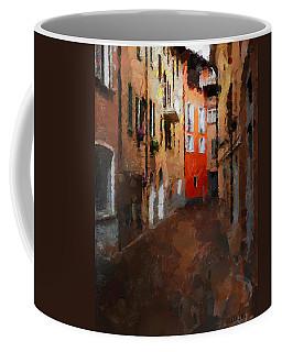 Parting Coffee Mug