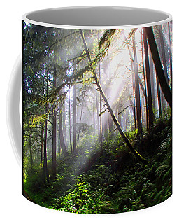 Parting Of The Mist Coffee Mug