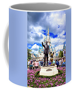 Coffee Mug featuring the photograph Partners Two by Greg Fortier
