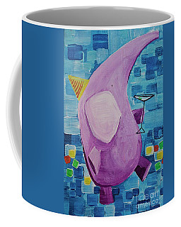 Party Elephant  Coffee Mug