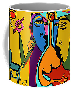 Party Girl Coffee Mug