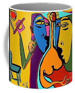 Party Girl Coffee Mug