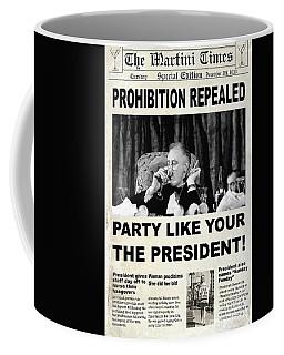 Party Like The President Coffee Mug