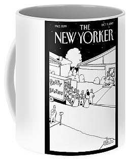 Party Rentals Coffee Mug