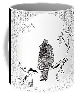 Party Time In Birdville Coffee Mug