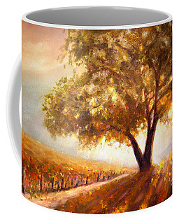 Paso Robles Golden Oak Coffee Mug