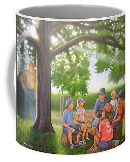 Pass It On - Baseball Coffee Mug