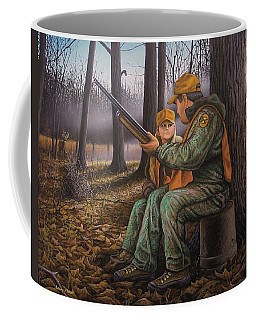 Pass It On - Hunting Coffee Mug