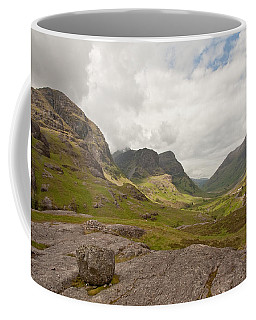 Pass Of Glencoe Coffee Mug