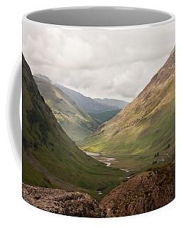 Pass Of Glencoe II Coffee Mug