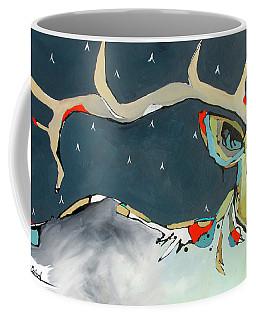 Passing In The Night Coffee Mug