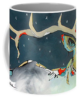 Passing In The Night Coffee Mug