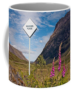 Passing Place Coffee Mug