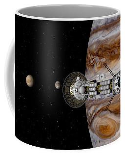 Passing The Storm Coffee Mug