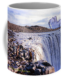 Passion At The Falls Coffee Mug