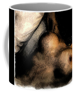 Coffee Mug featuring the painting Passion by Iconic Images Art Gallery David Pucciarelli