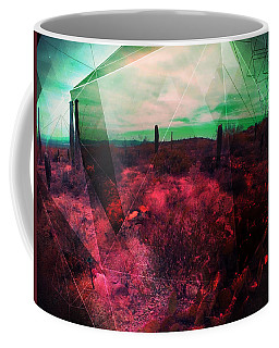 Passion In The Desert Coffee Mug