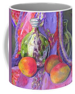 Passion Coffee Mug by Lisa Boyd