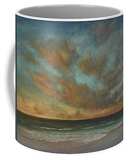 Passionate Sky By Alan Zawacki Coffee Mug
