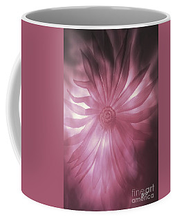 Coffee Mug featuring the photograph Passionately Pink by Maria Urso