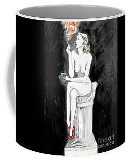 Passive Smoking Coffee Mug