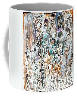 Past Life Trauma Inverted Coffee Mug