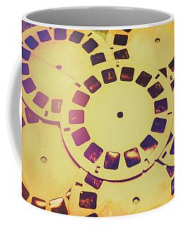 Past Projection Coffee Mug
