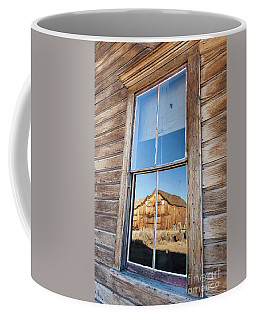 Past Reflections Coffee Mug