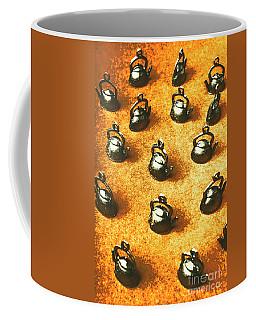 Past Tea Time Coffee Mug