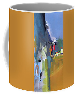 Past The Doorway Coffee Mug