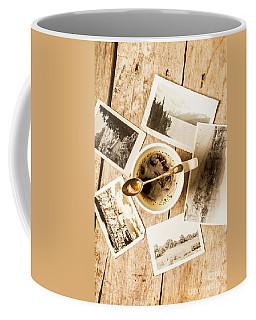 Past Time Tea Coffee Mug
