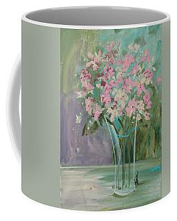 Pastel Blooms Coffee Mug