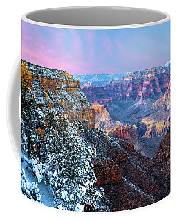 Pastel Canyon Coffee Mug