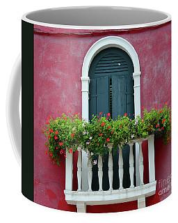 Pastel Colors Of Burano  Coffee Mug