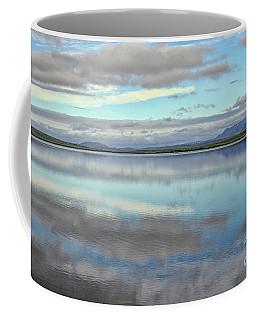 Pastel Landscape Coffee Mug