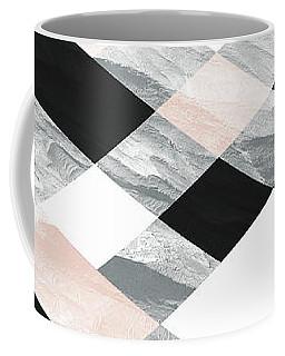 Pastel Scheme Geometry Coffee Mug
