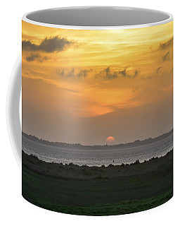 Coffee Mug featuring the photograph Pastel Sky by Debra Martz