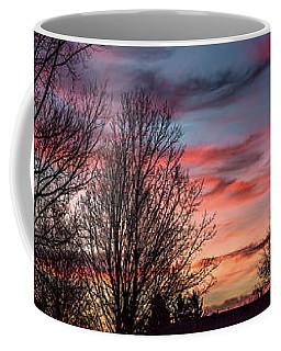 Pastel Sunrise Coffee Mug