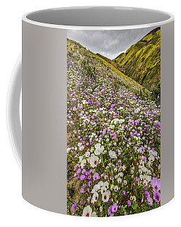 Pastel Super Bloom Coffee Mug