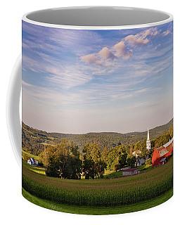 Pastoral Summer Evening Coffee Mug