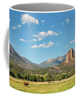 Pastoral View Coffee Mug
