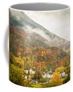Pastoral Village Coffee Mug