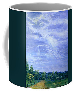 Pasture Lane Coffee Mug